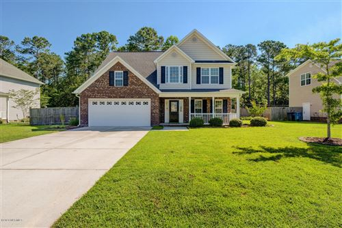 Photo of 907 Stagecoach Drive, Jacksonville, NC 28546 (MLS # 100220285)