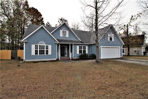 Photo of 107 Tucker Creek Lane, Havelock, NC 28532 (MLS # 100143286)