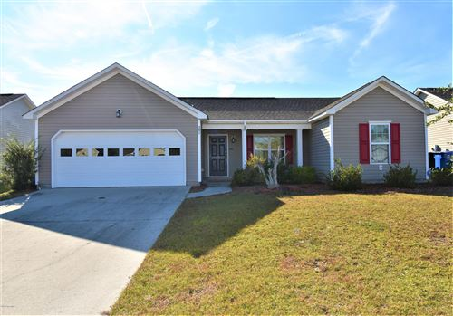 Photo of 207 Red Carnation Drive, Holly Ridge, NC 28445 (MLS # 100191286)