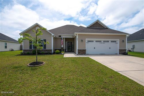 Photo of 849 Dynasty Drive, Jacksonville, NC 28546 (MLS # 100220287)