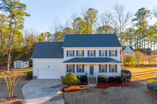 Photo of 664 Chaucer Drive, Winterville, NC 28590 (MLS # 100258287)