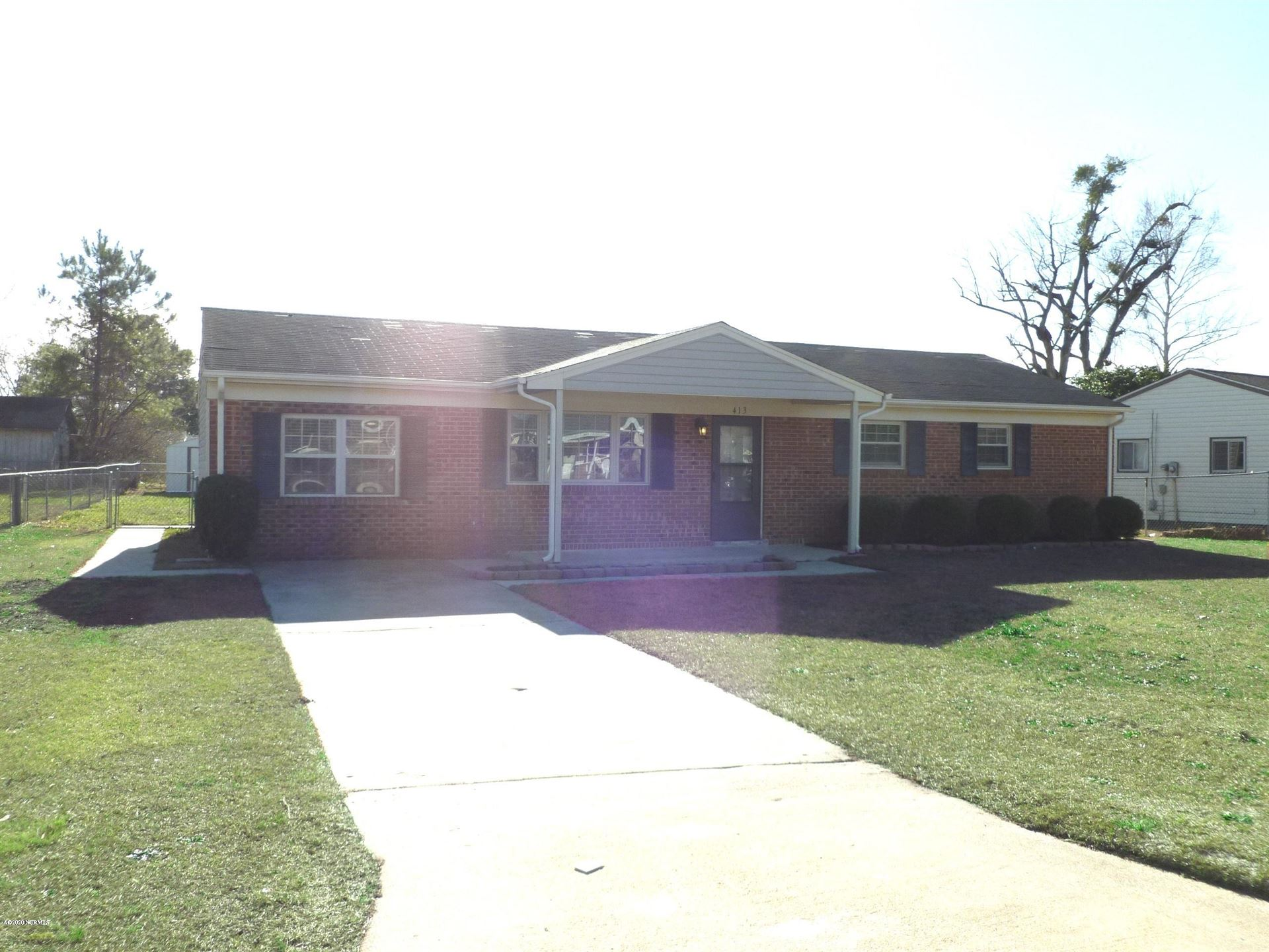 413 Holly Drive, Jacksonville, NC 28540 - #: 100208287