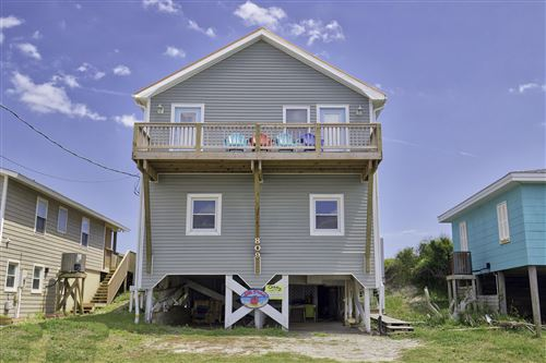 Photo of 809 N Anderson Boulevard, Topsail Beach, NC 28445 (MLS # 100217288)