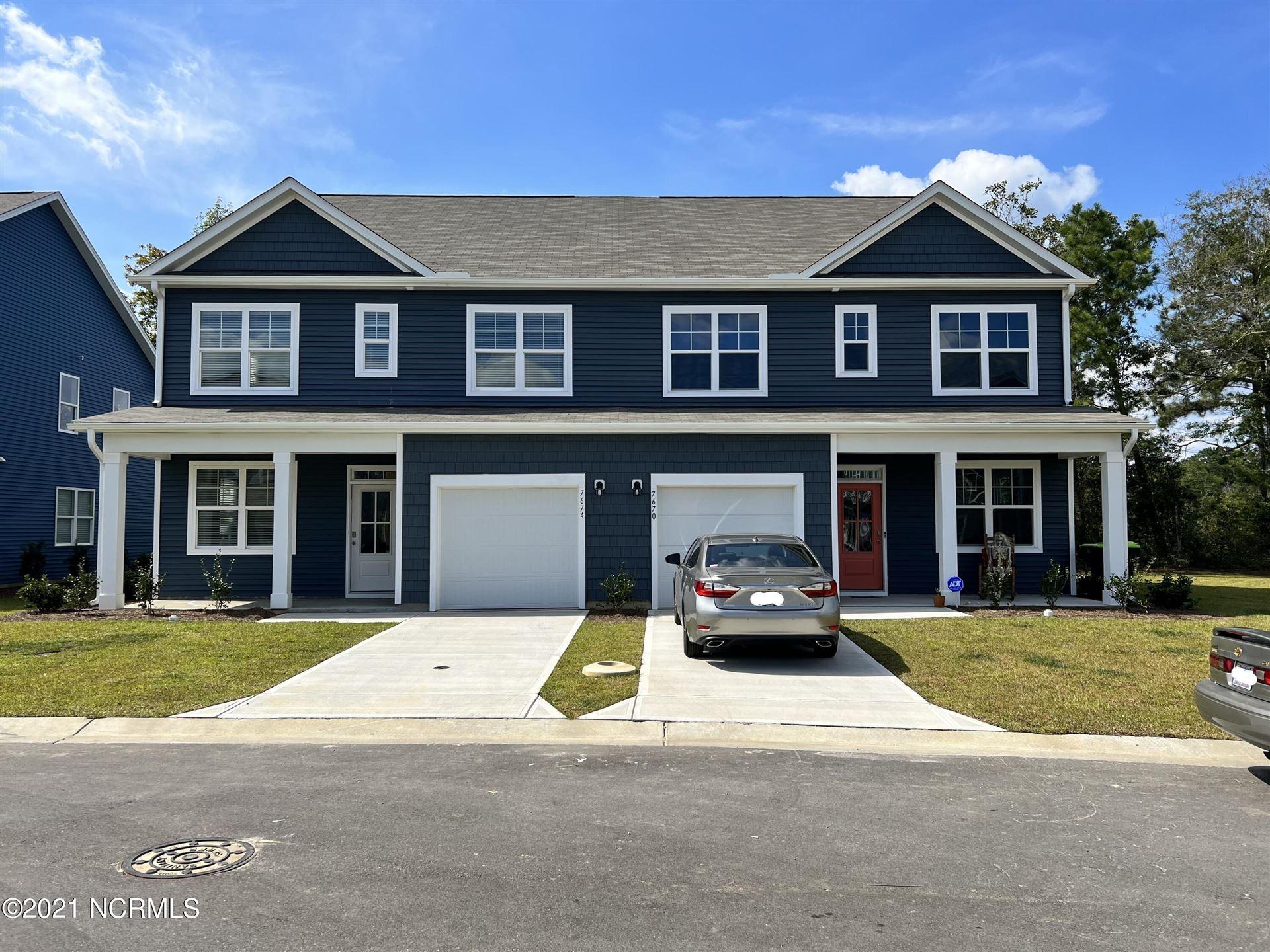 Photo of 4675 Wildaire Lane #Lot 60, Leland, NC 28451 (MLS # 100293289)