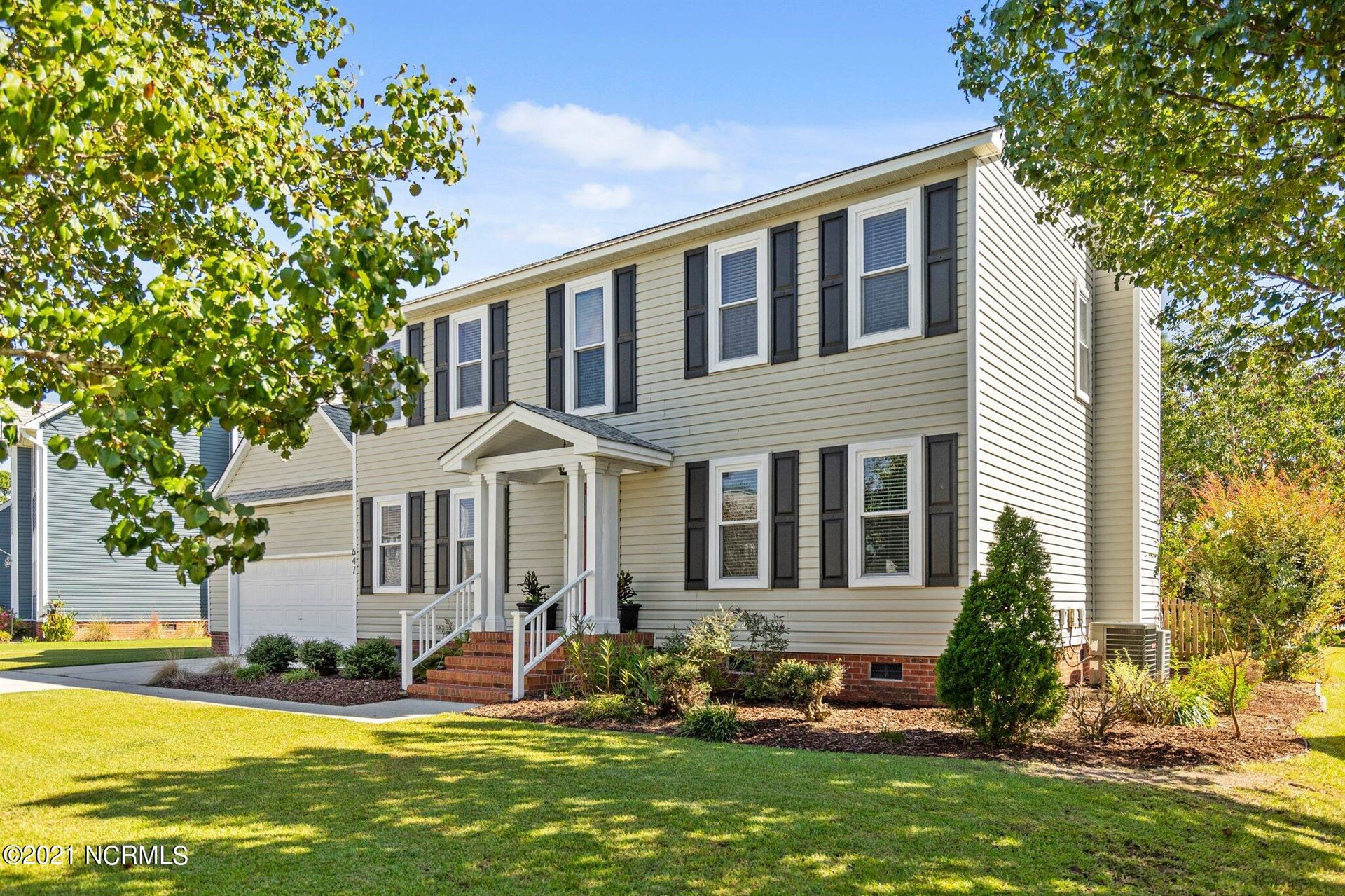 Photo of 647 Chowning Place, Wilmington, NC 28409 (MLS # 100296289)