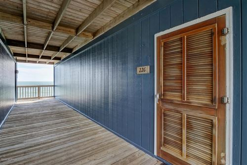 Photo of 2240 New River Inlet Road #226, North Topsail Beach, NC 28460 (MLS # 100238290)