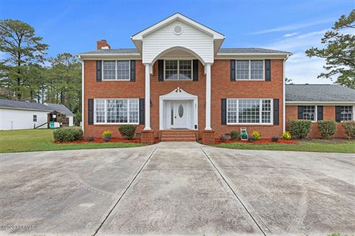 Photo of 201 Fay Avenue, Richlands, NC 28574 (MLS # 100247290)