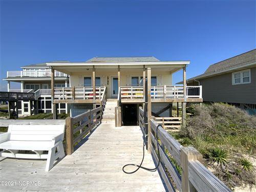 Photo of 1919 E Beach Drive, Oak Island, NC 28465 (MLS # 100295290)