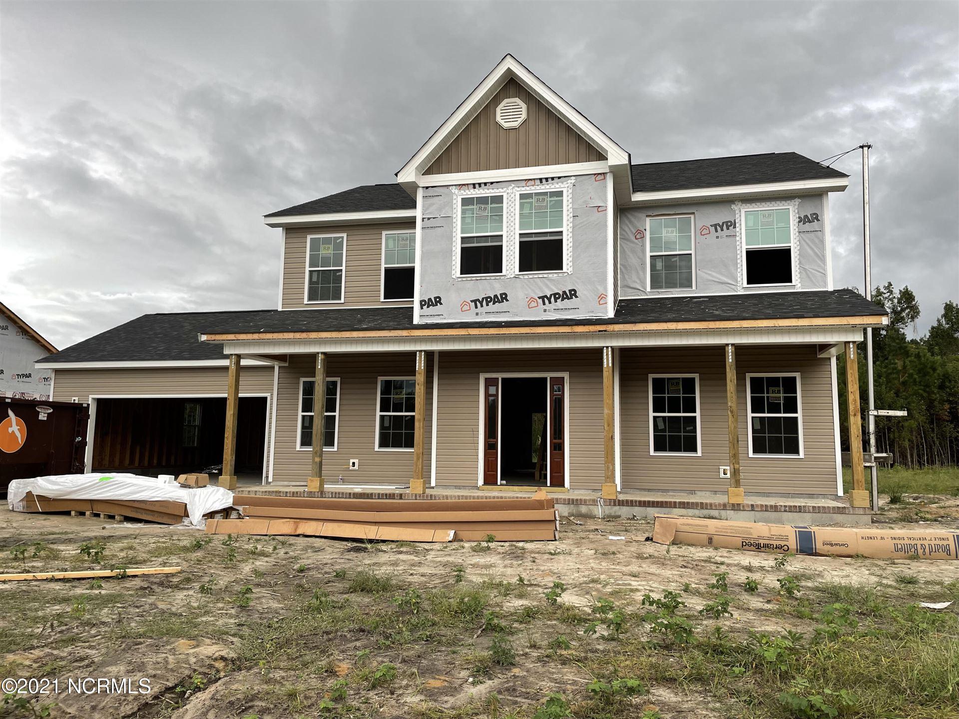 Photo of 210 N Windy Ridge Road, Hubert, NC 28539 (MLS # 100294290)