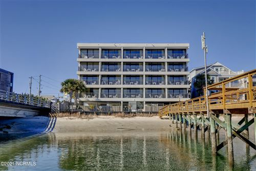 Photo of 701 Causeway Drive #3d, Wrightsville Beach, NC 28480 (MLS # 100252291)