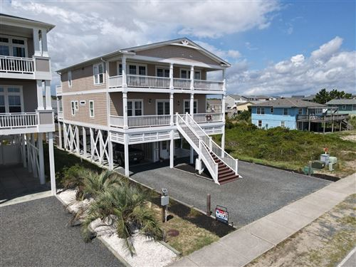 Photo of 310 Ocean Boulevard W, Holden Beach, NC 28462 (MLS # 100225292)