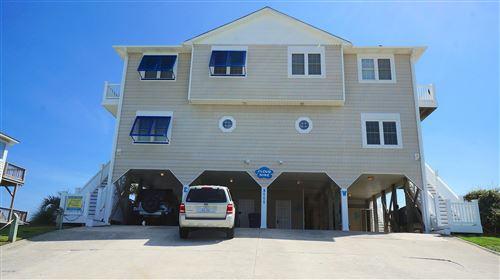 Photo of 3111 Ocean Drive #W, Emerald Isle, NC 28594 (MLS # 100235292)