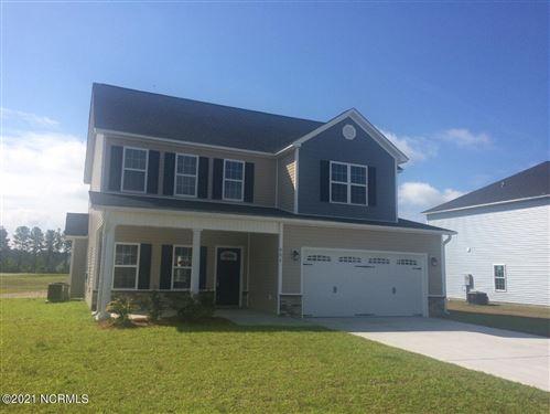 Photo of 406 Tyrrell Trail, Jacksonville, NC 28546 (MLS # 100238292)