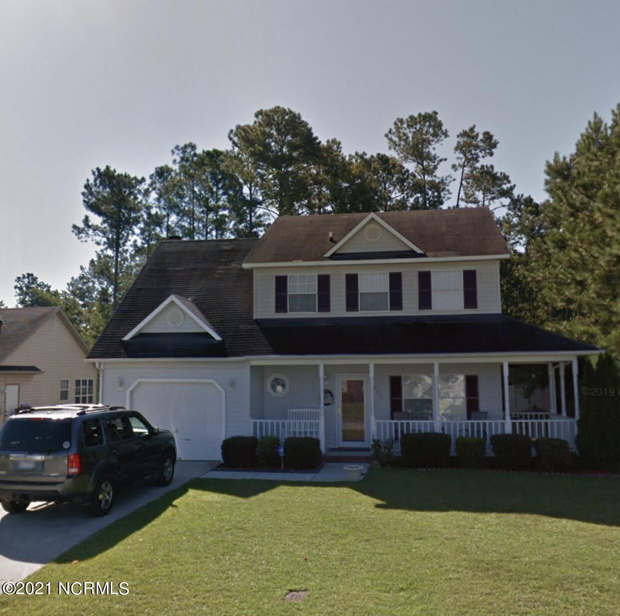Photo of 203 Rosewood Circle, Jacksonville, NC 28546 (MLS # 100294292)