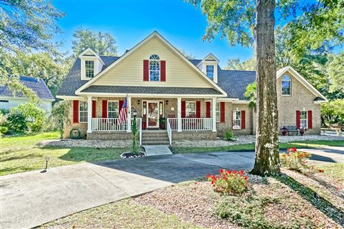 Photo of 618 Oyster Bay Drive, Sunset Beach, NC 28468 (MLS # 100209294)