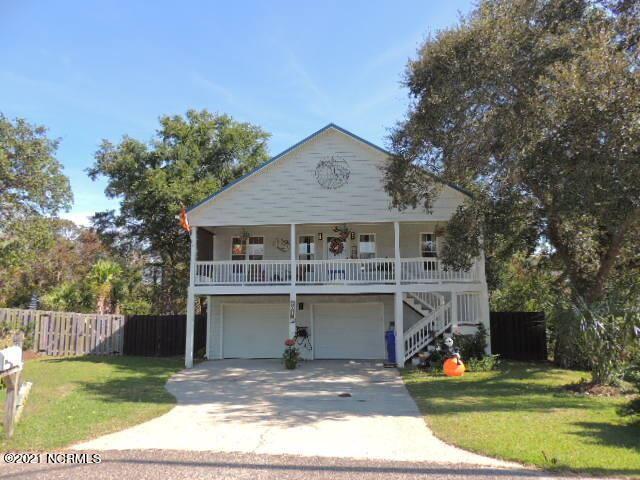 Photo of 401 Mainship Court, Carolina Beach, NC 28428 (MLS # 100296294)