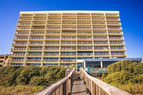Photo of 1403 S Lake Park Boulevard #803, Carolina Beach, NC 28428 (MLS # 100247295)