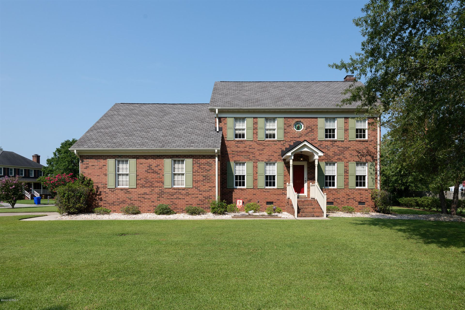 4101 Treetops Circle, Winterville, NC 28590 - #: 100234296