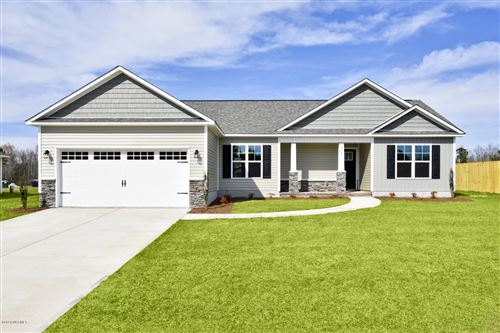 Photo of 414 Duster Lane, Richlands, NC 28574 (MLS # 100219297)