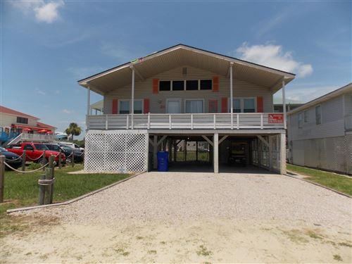 Photo of 23 E First Street, Ocean Isle Beach, NC 28469 (MLS # 100225299)