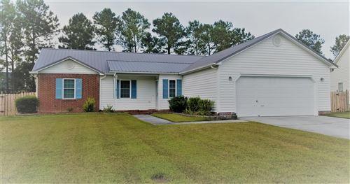 Photo of 114 Carolina Pines Drive, Jacksonville, NC 28546 (MLS # 100242300)