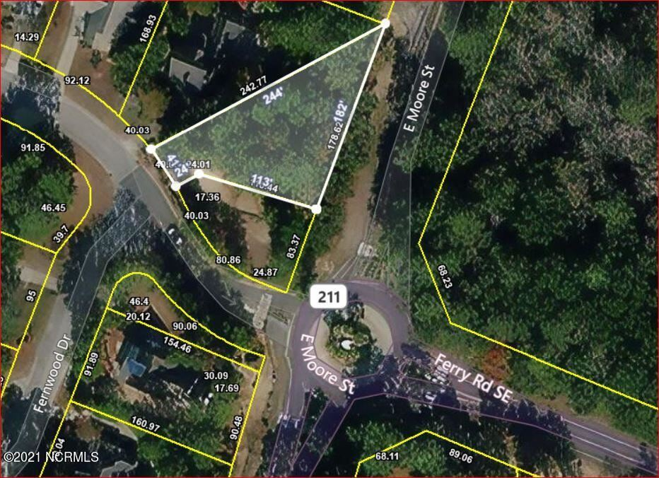 Photo of 6108 Harbor Oaks Drive, Southport, NC 28461 (MLS # 100291300)
