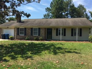 Photo of 408 Greenbriar Drive, Jacksonville, NC 28546 (MLS # 100181301)