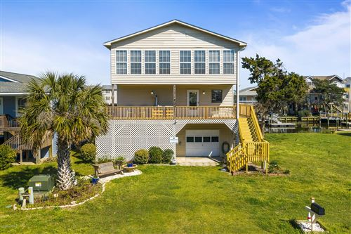 Photo of 130 Marlin Drive, Holden Beach, NC 28462 (MLS # 100211301)