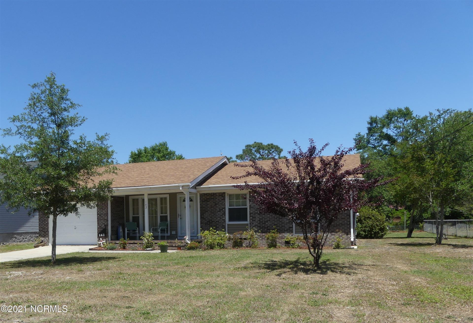 Photo of 143 Windover Drive, Boiling Spring Lakes, NC 28461 (MLS # 100271301)