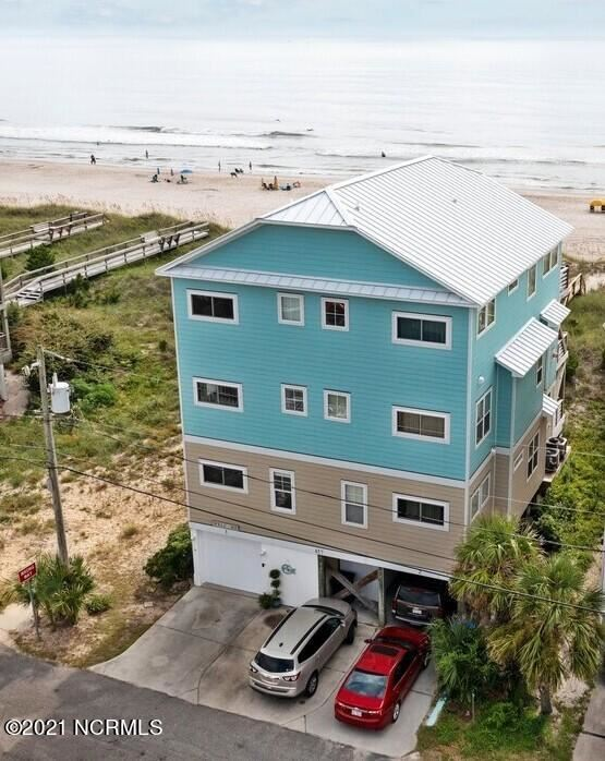 Photo of 617 S Carolina Beach Avenue #Unit 1, Carolina Beach, NC 28428 (MLS # 100287301)