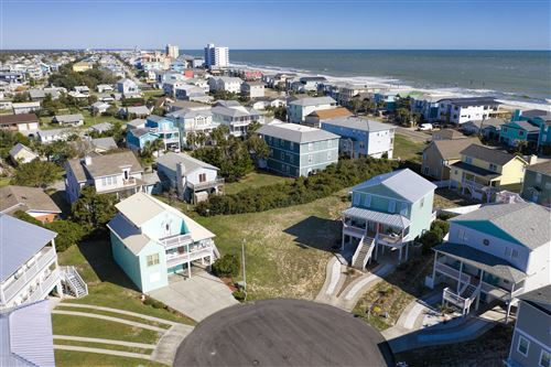 Photo of 118 Seaward Court, Kure Beach, NC 28449 (MLS # 100191302)