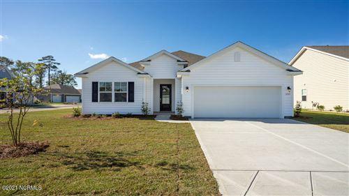 Photo of 634 Silos Way #Lot 1636 - Eaton A, Carolina Shores, NC 28467 (MLS # 100255302)