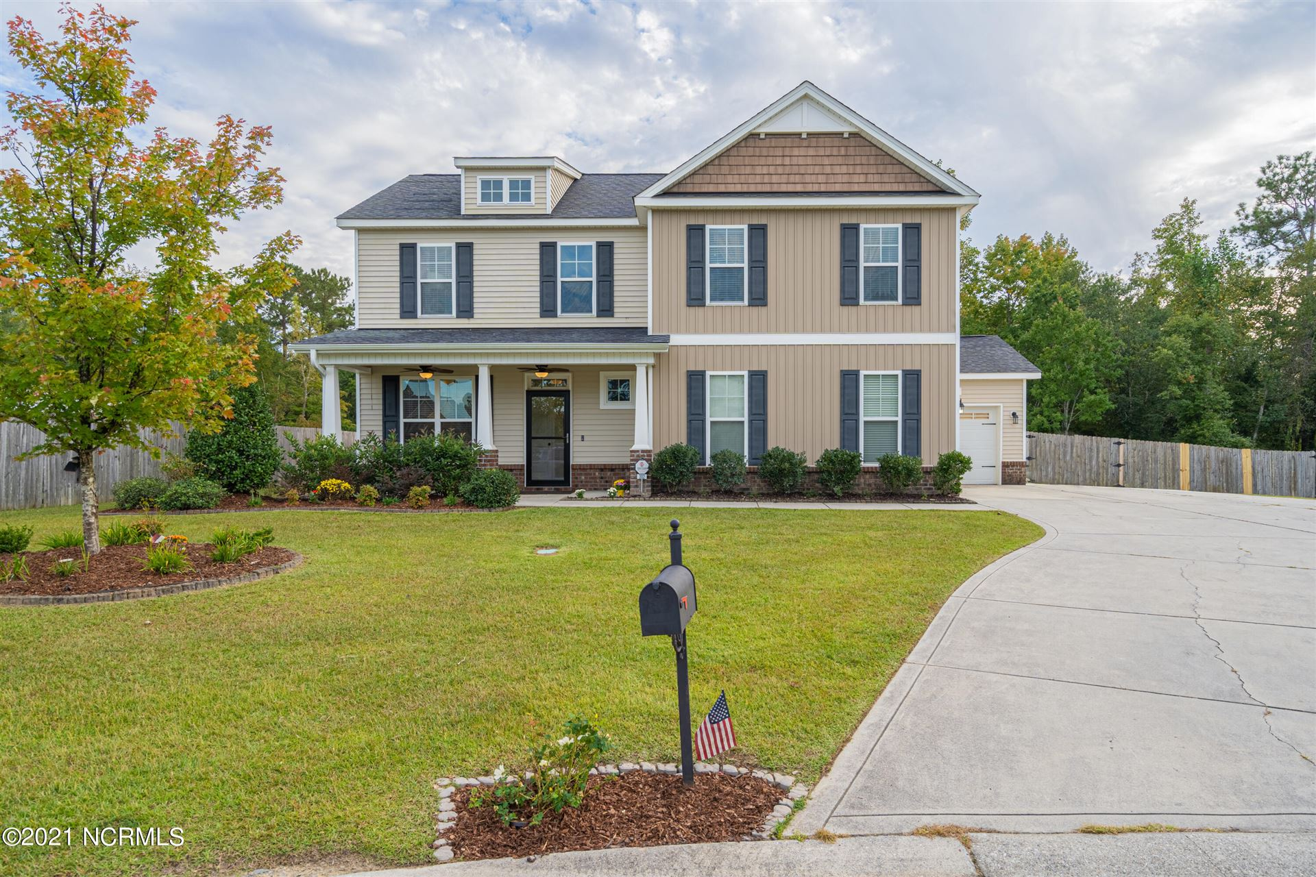 Photo of 302 First Post Road, Jacksonville, NC 28546 (MLS # 100296302)