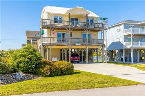 Photo of 2014 Ocean Drive, Emerald Isle, NC 28594 (MLS # 100246303)
