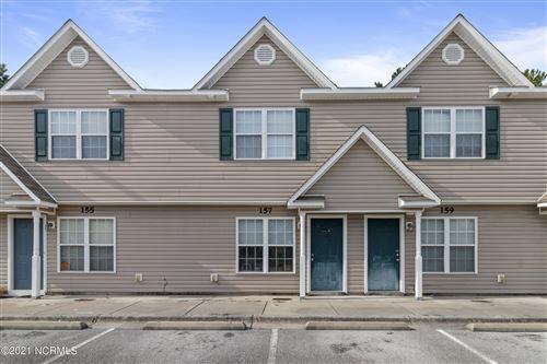Photo of 157 Cornerstone Place, Jacksonville, NC 28546 (MLS # 100276304)