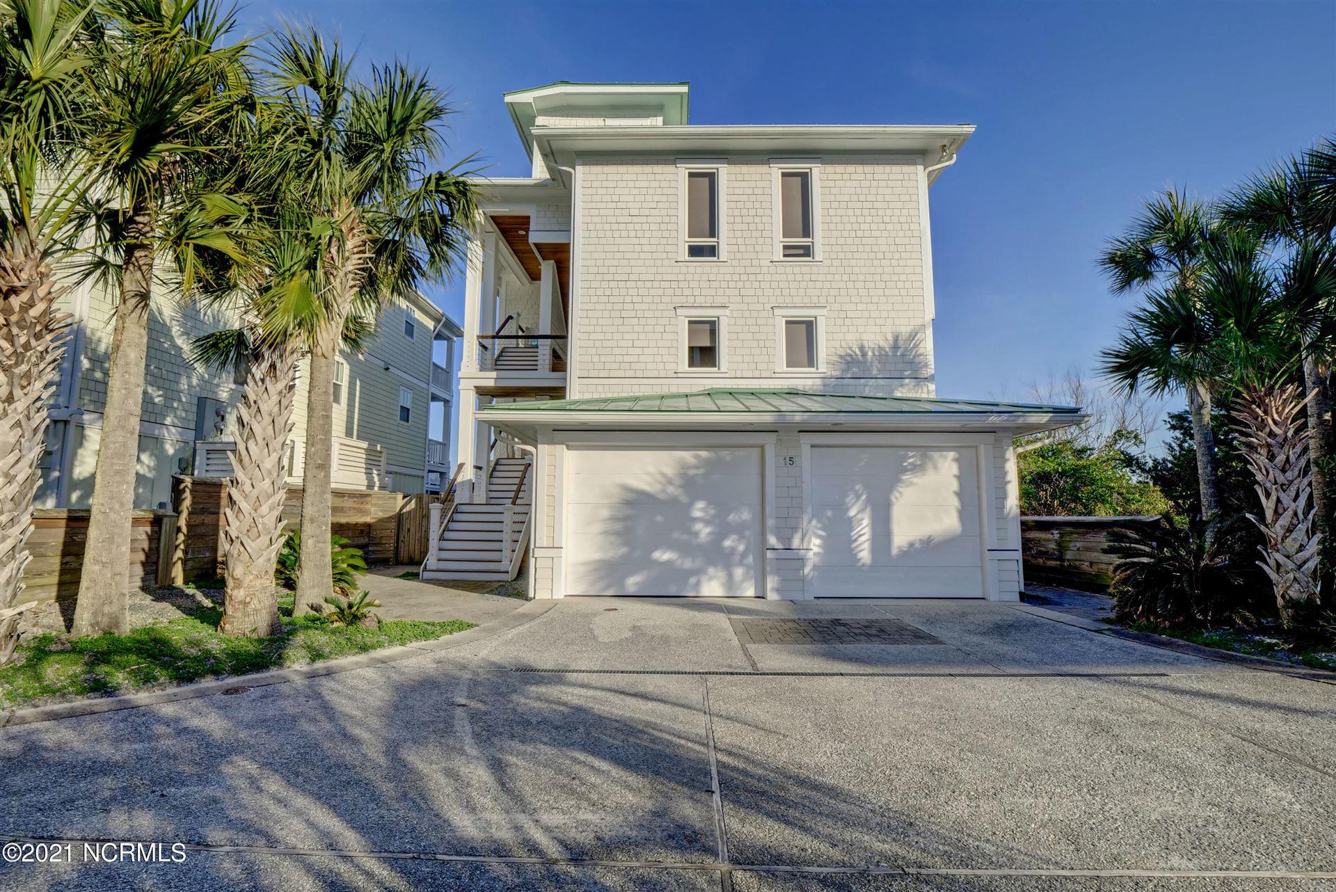 Photo of 15 Heron Street, Wrightsville Beach, NC 28480 (MLS # 100265304)