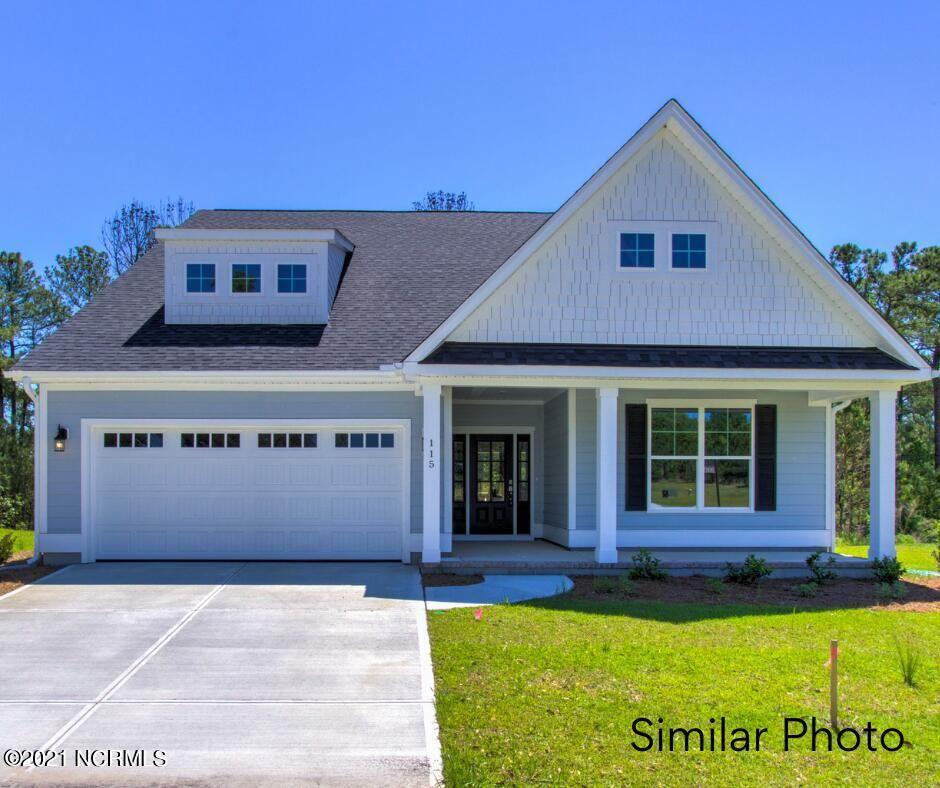Photo of 229 Twining Rose Lane, Holly Ridge, NC 28445 (MLS # 100284304)