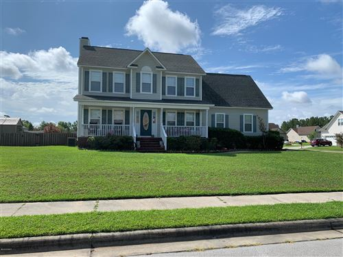 Photo of 802 Fawn Trail, Jacksonville, NC 28540 (MLS # 100238305)