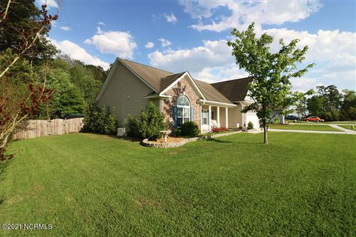 Photo of 206 Silver Hills Drive, Jacksonville, NC 28546 (MLS # 100269305)