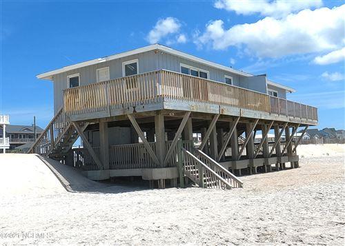 Photo of 484 Topsail Road, North Topsail Beach, NC 28460 (MLS # 100272305)