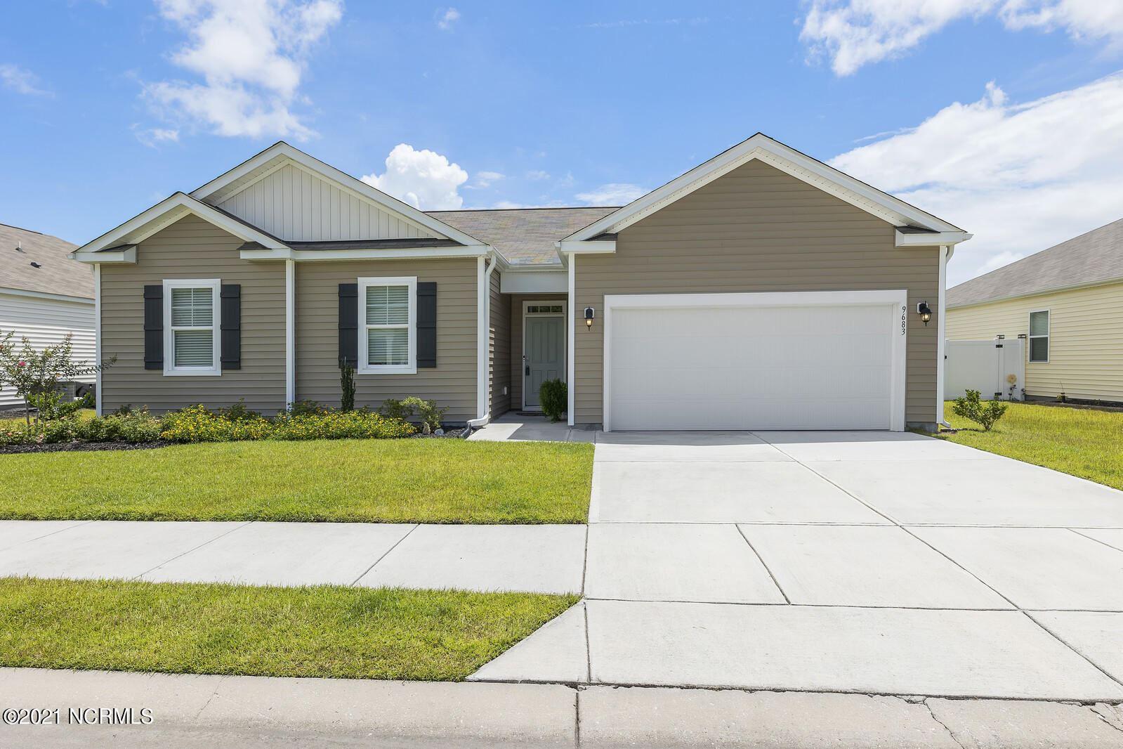 Photo for 9683 Woodriff Circle NE, Leland, NC 28451 (MLS # 100283305)
