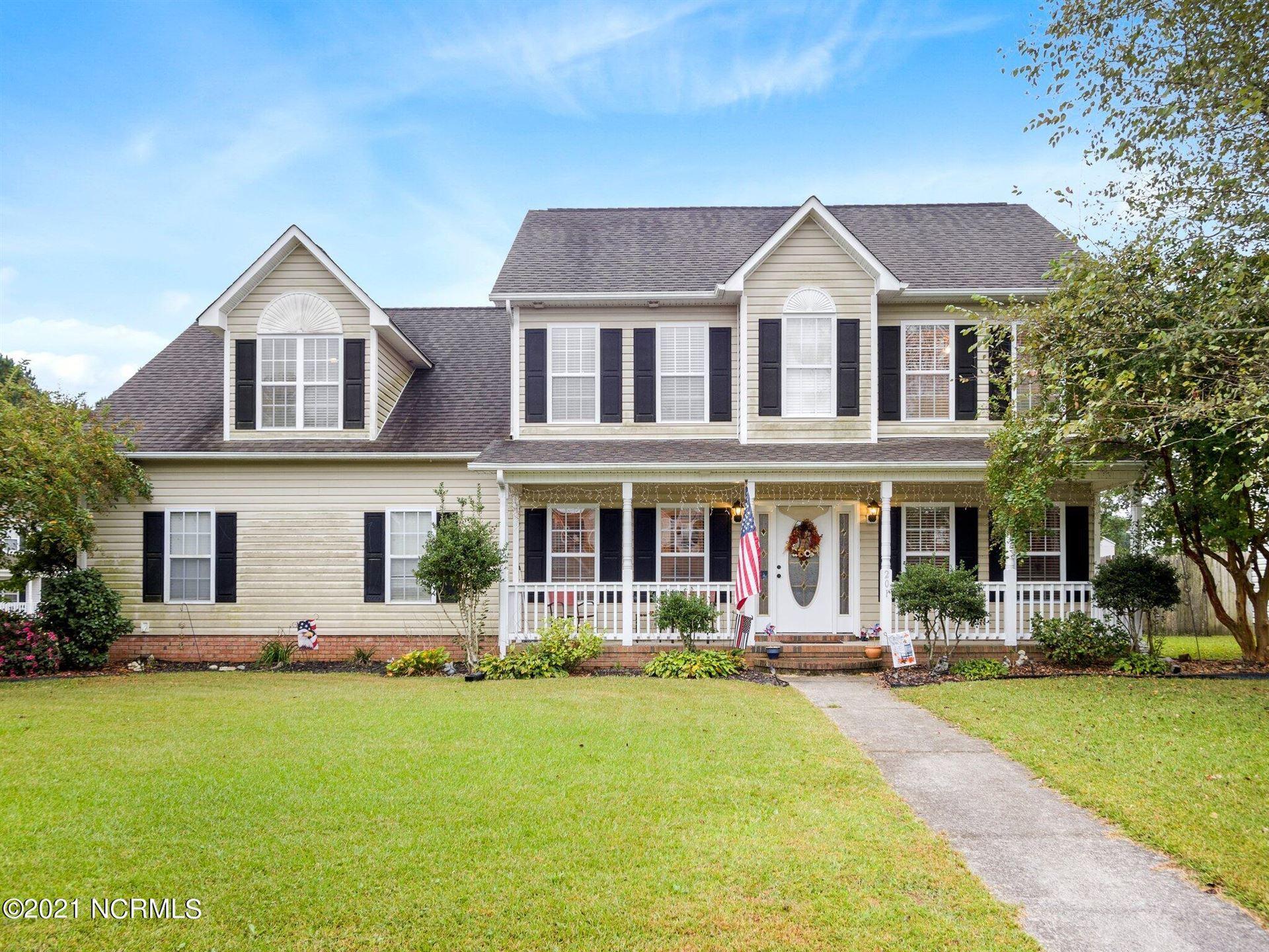 Photo of 101 Murville Court, Jacksonville, NC 28546 (MLS # 100293305)