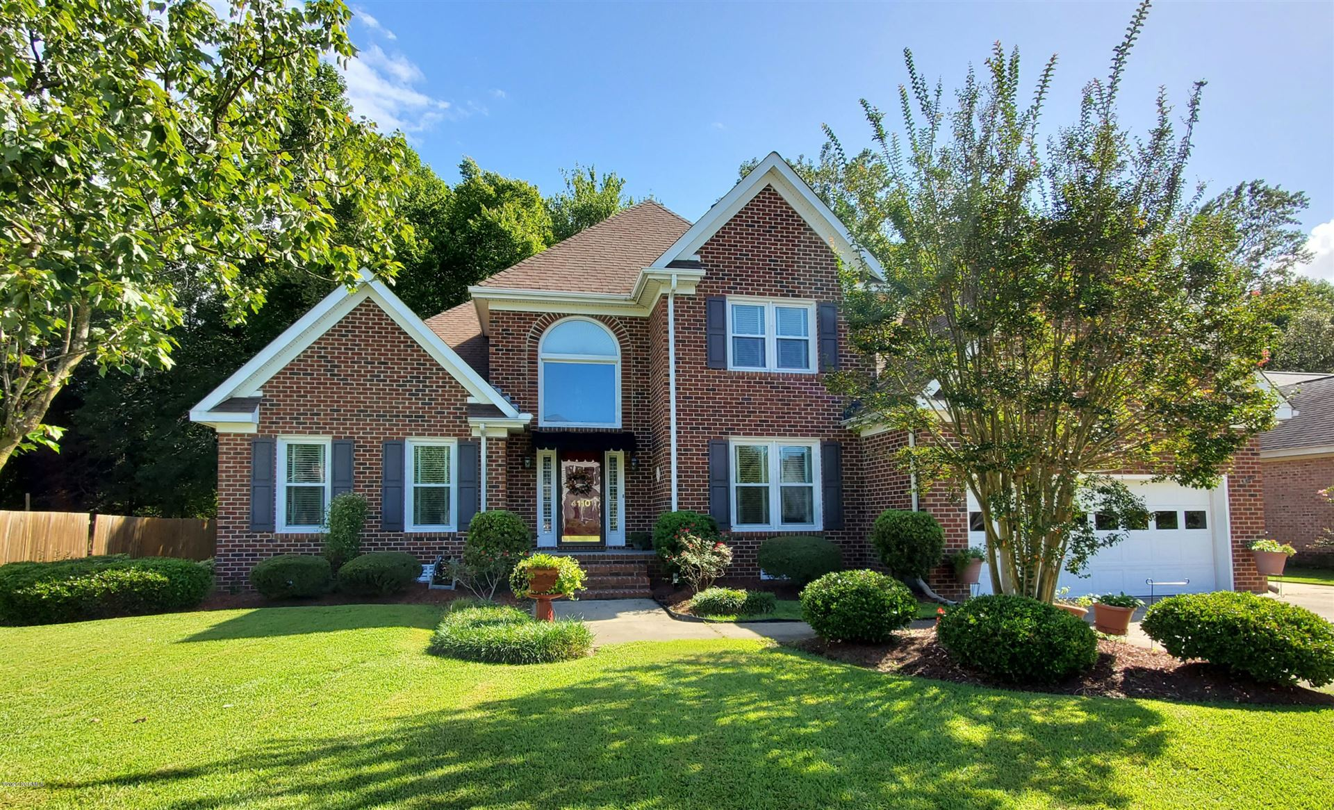 4110 Treetops Circle, Winterville, NC 28590 - #: 100237307