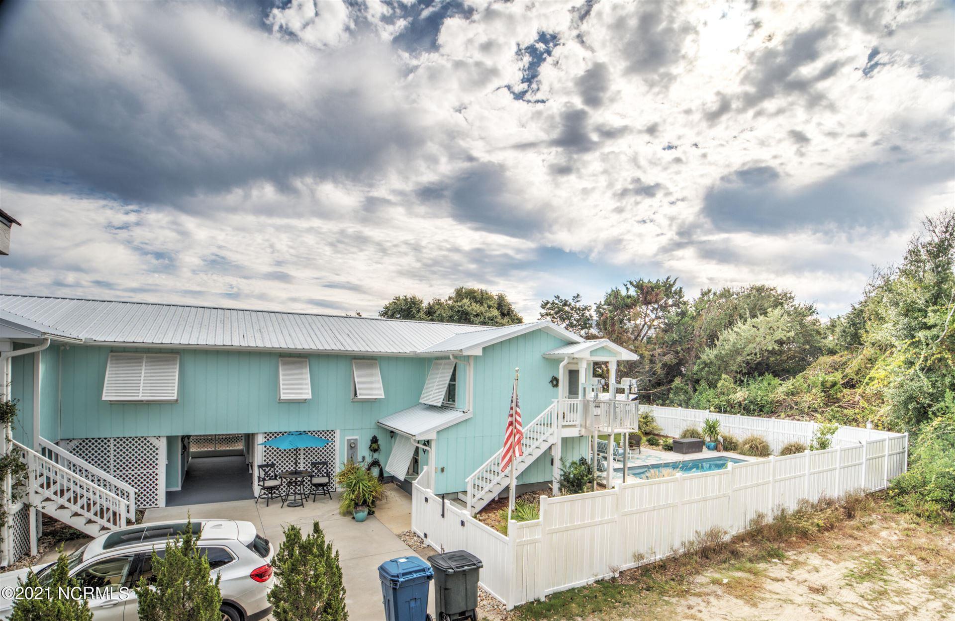 Photo of 107 Shorerush Drive, Emerald Isle, NC 28594 (MLS # 100296307)