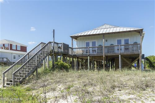 Photo of 7701 E Beach Drive, Oak Island, NC 28465 (MLS # 100257308)