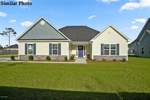 Photo of 112 Village Creek Drive, Maysville, NC 28555 (MLS # 100202310)