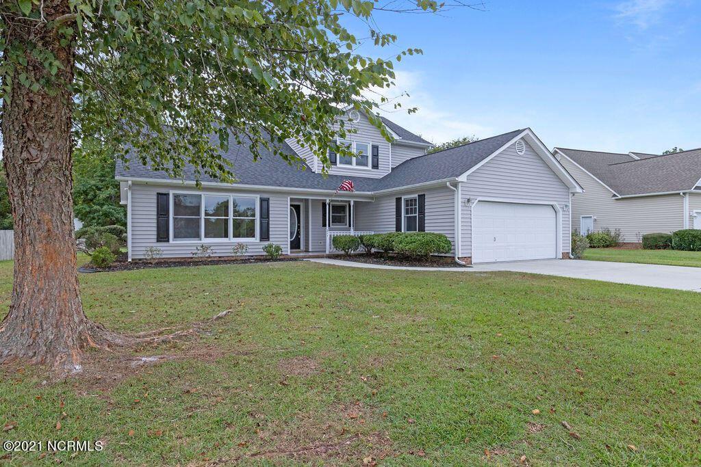Photo of 311 Foster Creek Road, Swansboro, NC 28584 (MLS # 100291310)