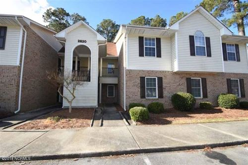 Photo of 2820 Mulberry Lane #F, Greenville, NC 27858 (MLS # 100134311)