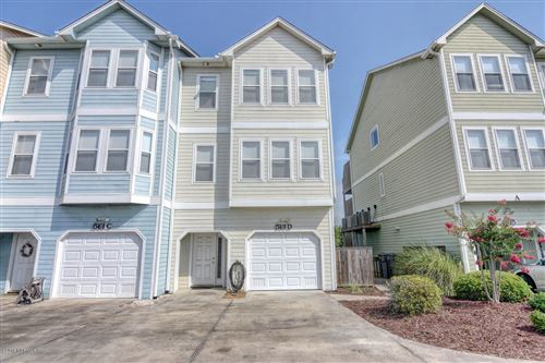 Photo of 513 N New River Drive #D, Surf City, NC 28445 (MLS # 100249311)