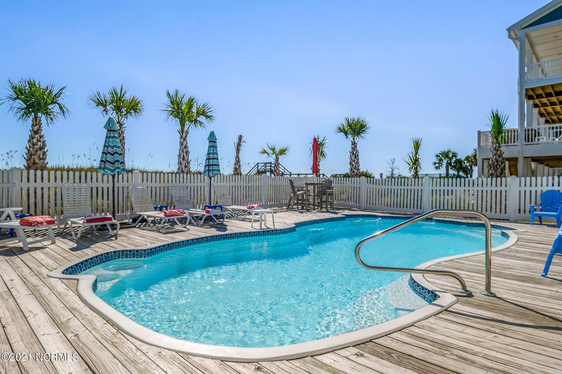 Photo of 1349 Ocean Boulevard W, Holden Beach, NC 28462 (MLS # 100292311)
